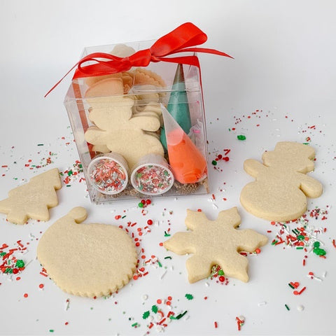 WB-05 Christmas Cookie Decorating Kit (must stay refrigerated)