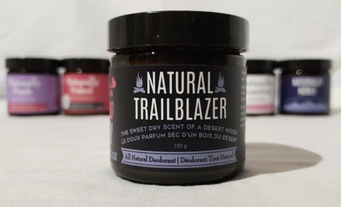 ILI-01-20 Natural Trailblazer (Mens) - Baking Soda Free
