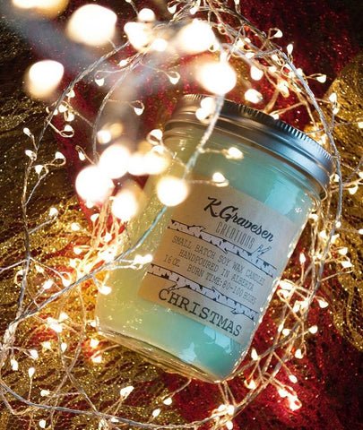 KGC-6 Christmas Soy Candle