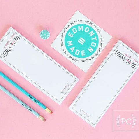 PCP-048 Note Pads