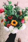 DFC-24 Mixed Flower Bouquets from Burch Acres