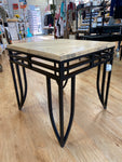 CVA-ST Reclaimed Wood End Table (pickup or delivery only)