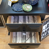 CVA-NS Black Night Stand End Table (pickup or delivery only)