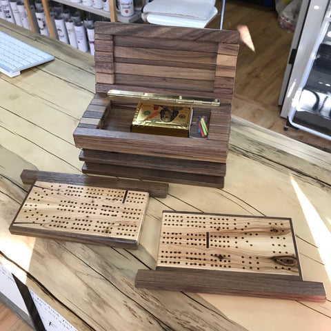 RAP-08 Wood Stack Crib Boards