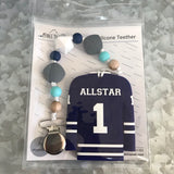 P2P-4 Hockey Teether With Clip