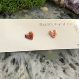 DFC-04 Rose & Gold Earrings (choose from drop down list)