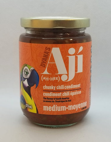 AJI-09 Medium Relish