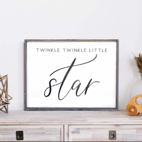 WR-80 Twinkle Twinkle Little Star