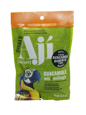 AJI-02 Guacamole Packs -Medium