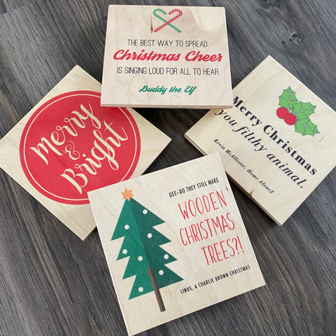 RPC-2 Christmas Coasters