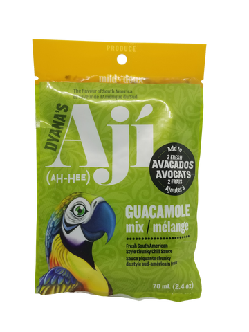 AJI-01 Guacamole Packs -Mild