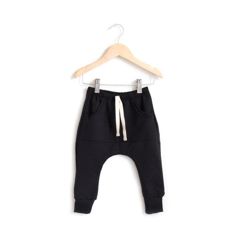 PAC-PJ-$40 NB-6m Black Pocket Joggers