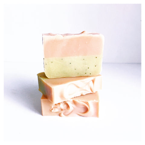 LSW-23 Rhubarb Citrus Bar Soap