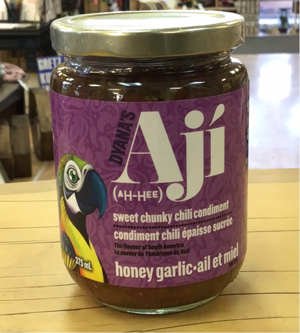 AJI-11 Chunky Honey Garlic