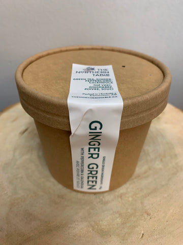 TNT-14 Ginger Green Tea
