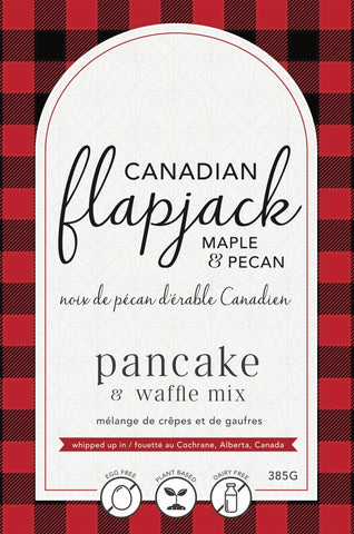 LAN- Canadian Flapjack (contains maple) Pancake Mix