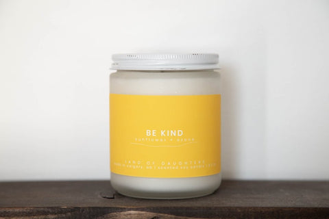LOD-17 Be Kind Candle
