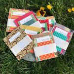 THB-01 Every Day Set-3 Square Beeswax Wraps