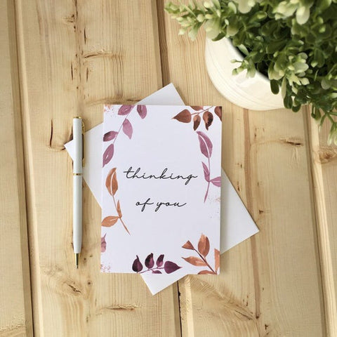 LOFT-1022 Thinking of you Card