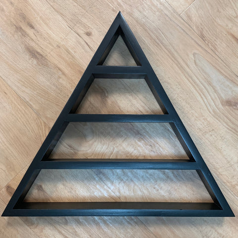 RAP-11 Oil Shelves-Triangle- black