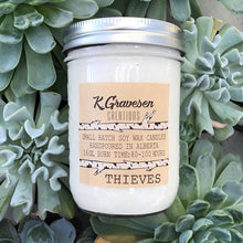 Load image into Gallery viewer, KGC-1 Thieves Soy Candle