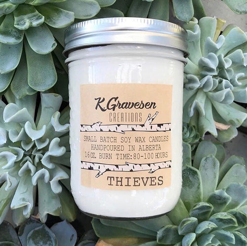 KGC-1 Thieves Soy Candle