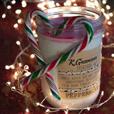KGC-11 Peppermint Soy Candle