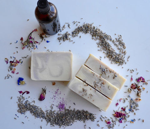 LSW-03 Lavender Bar Soap