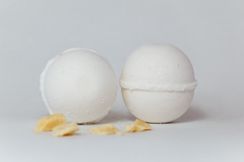 LSW-24 Coconut Milk Bath Bomb