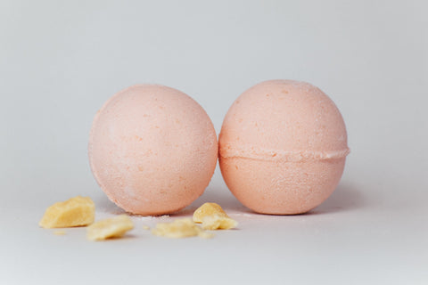 LSW-25 Mango Papaya Bath Bomb