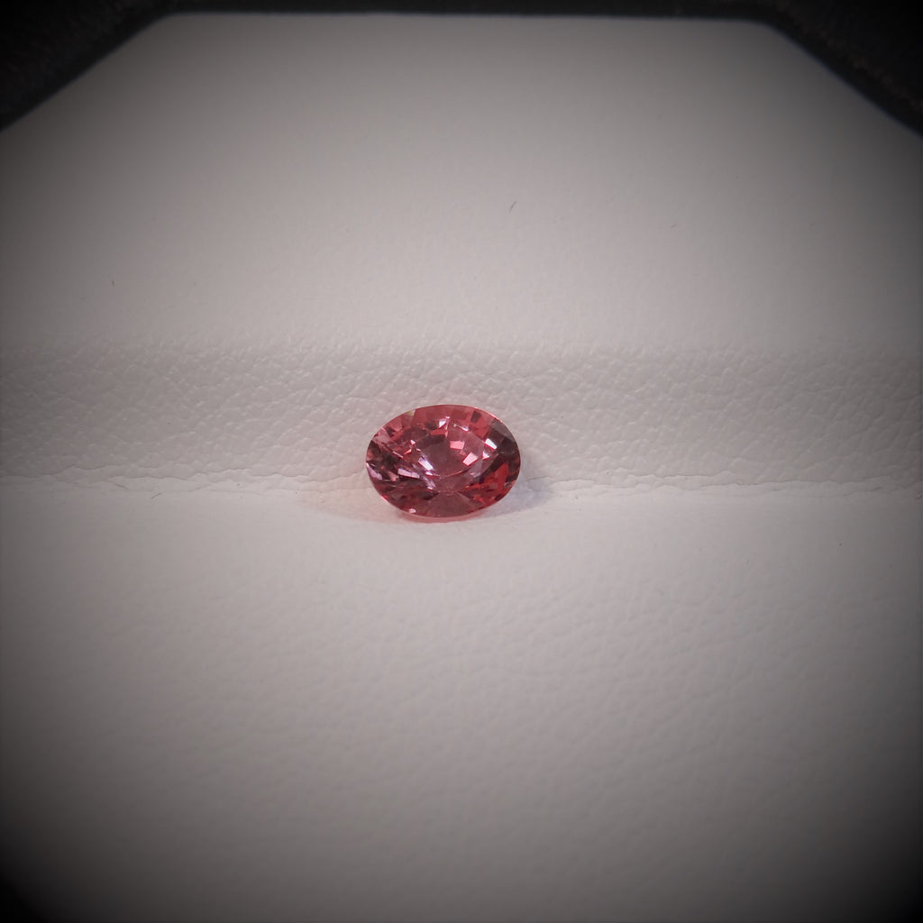 Unheated Padparadscha - 0.73 ct.