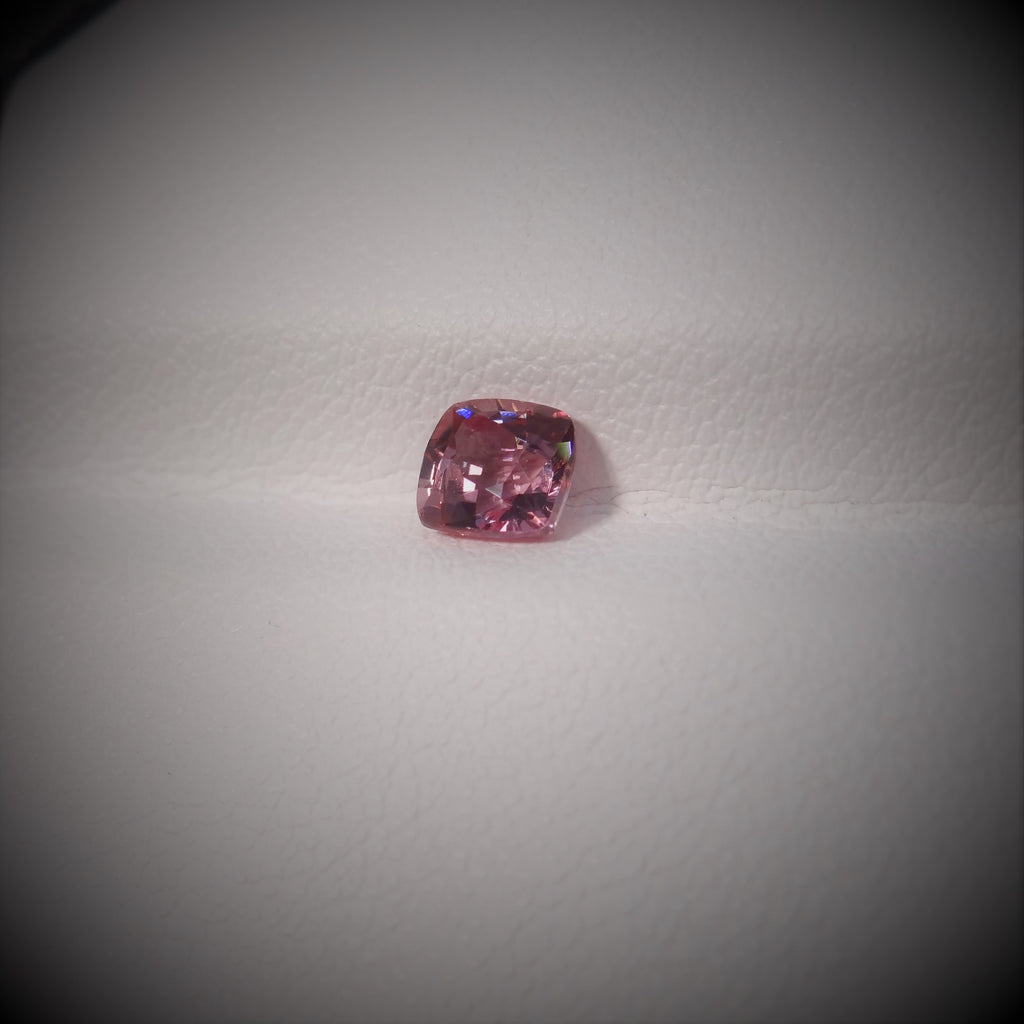 Unheated Padparadscha - 0.67 ct.