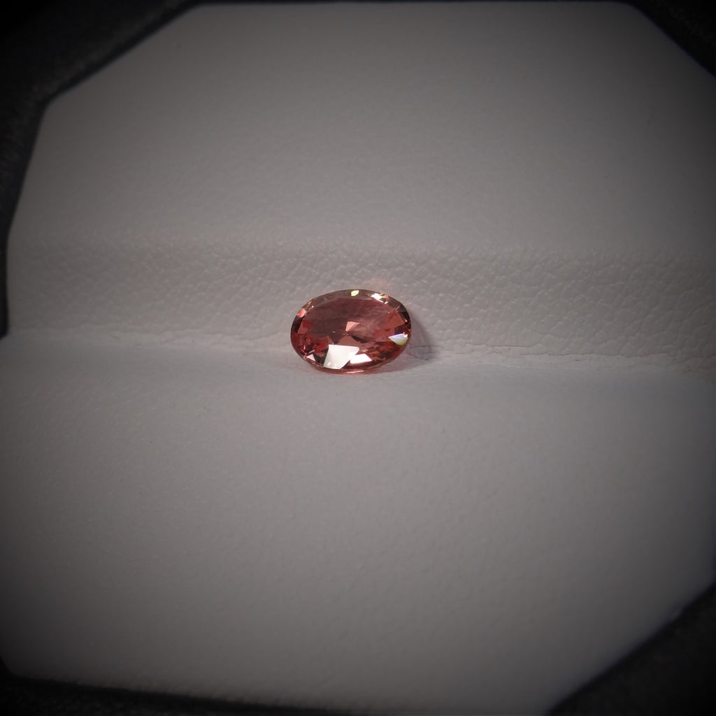 Unheated Padparadscha - 0.79 ct.
