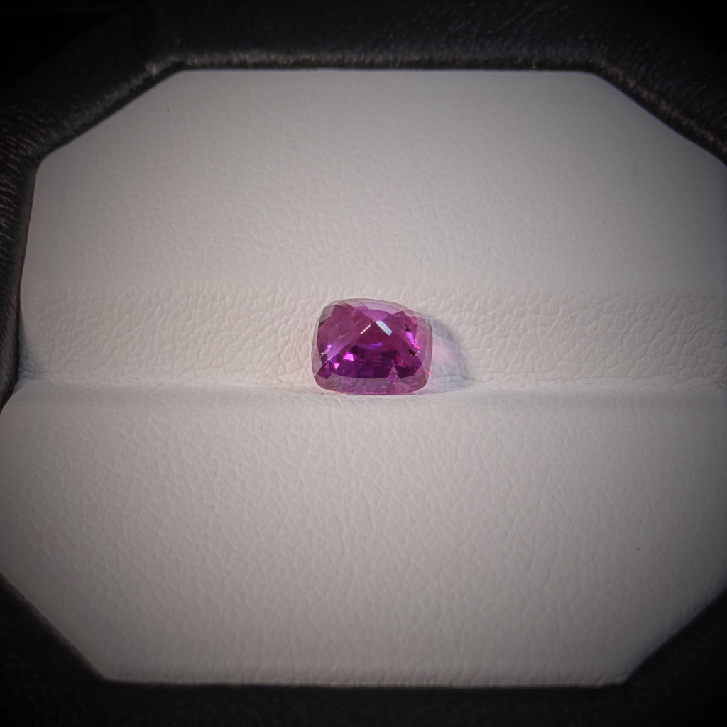 Pink Sapphire - 1.59 ct.