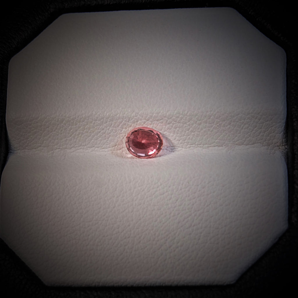 Unheated Padparadscha - 0.68 ct.