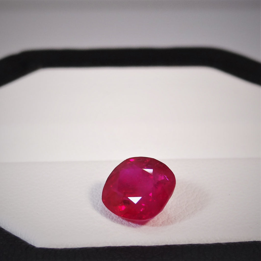 Ruby - 2.55 ct.