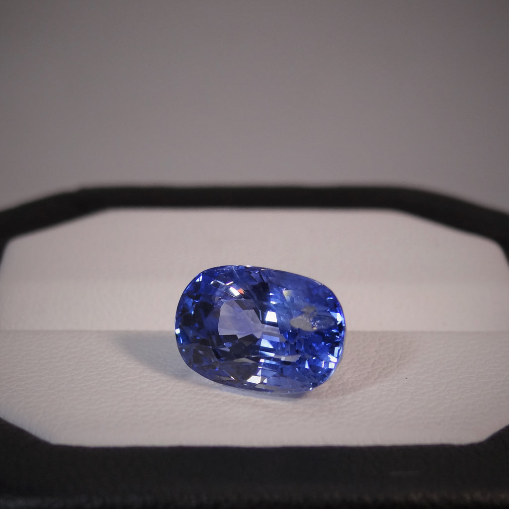 Natural Sapphire - 6.33 ct.