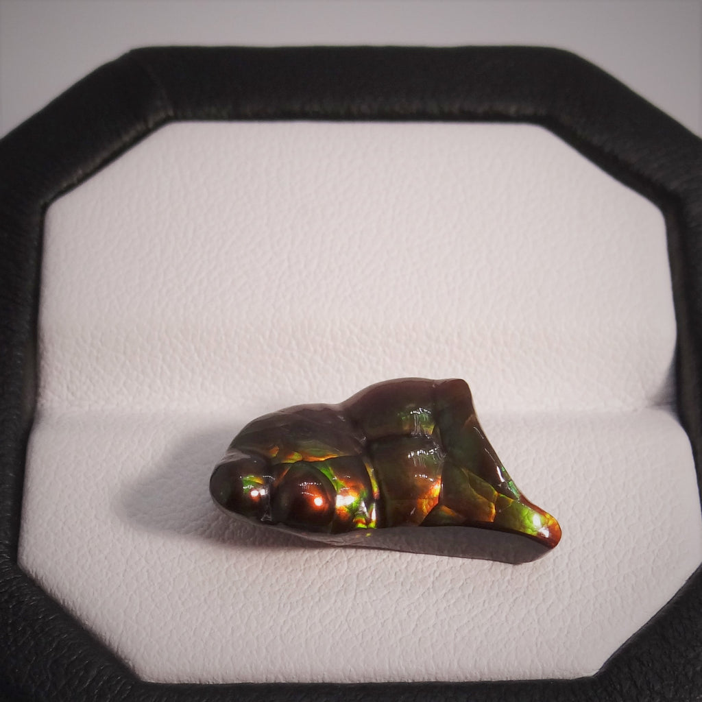 Fire Agate - 8.53 ct.