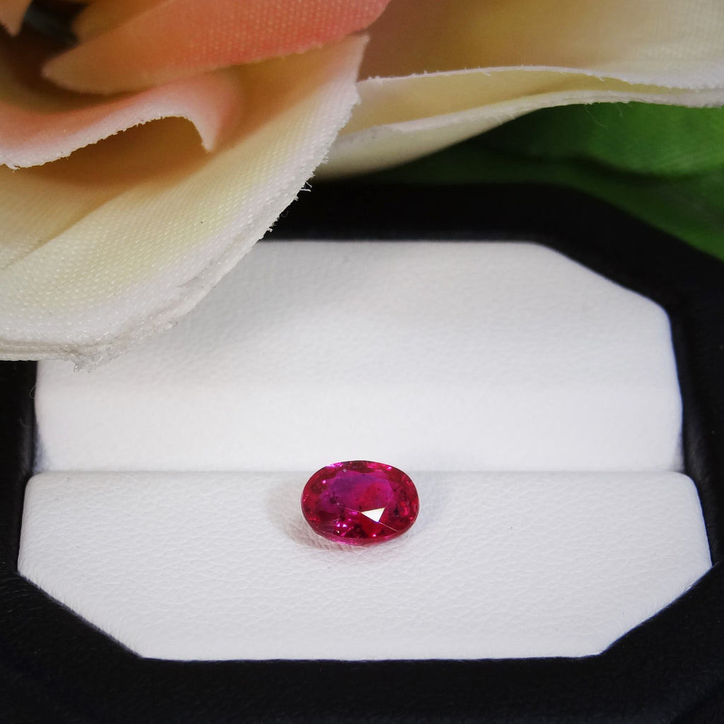 Narural Ruby - 1.18 ct.