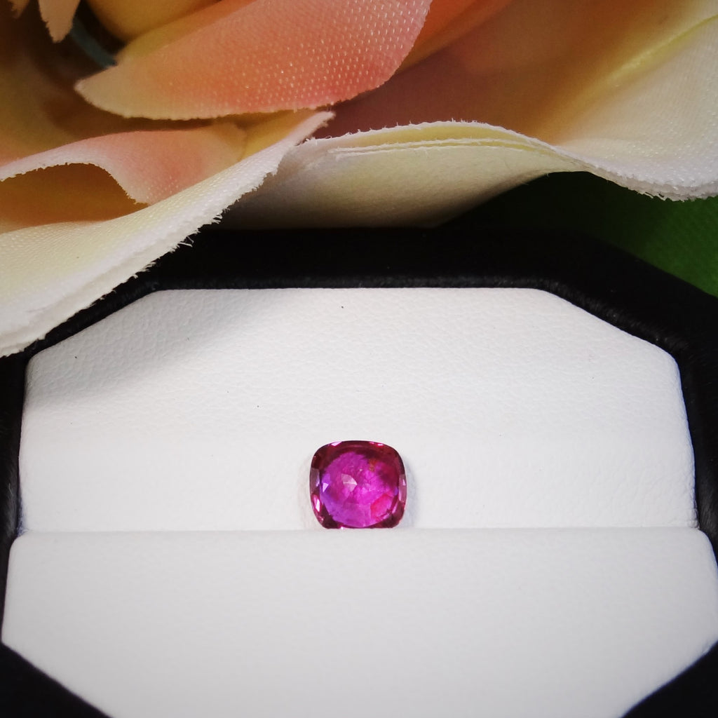 Natural Ruby - 1.12 ct