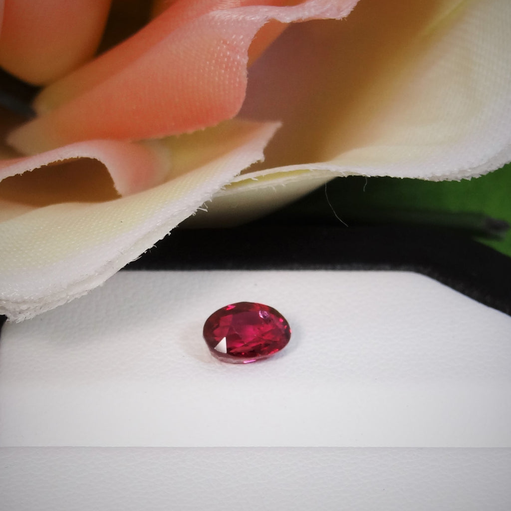 Natural Ruby - 1.27 ct.