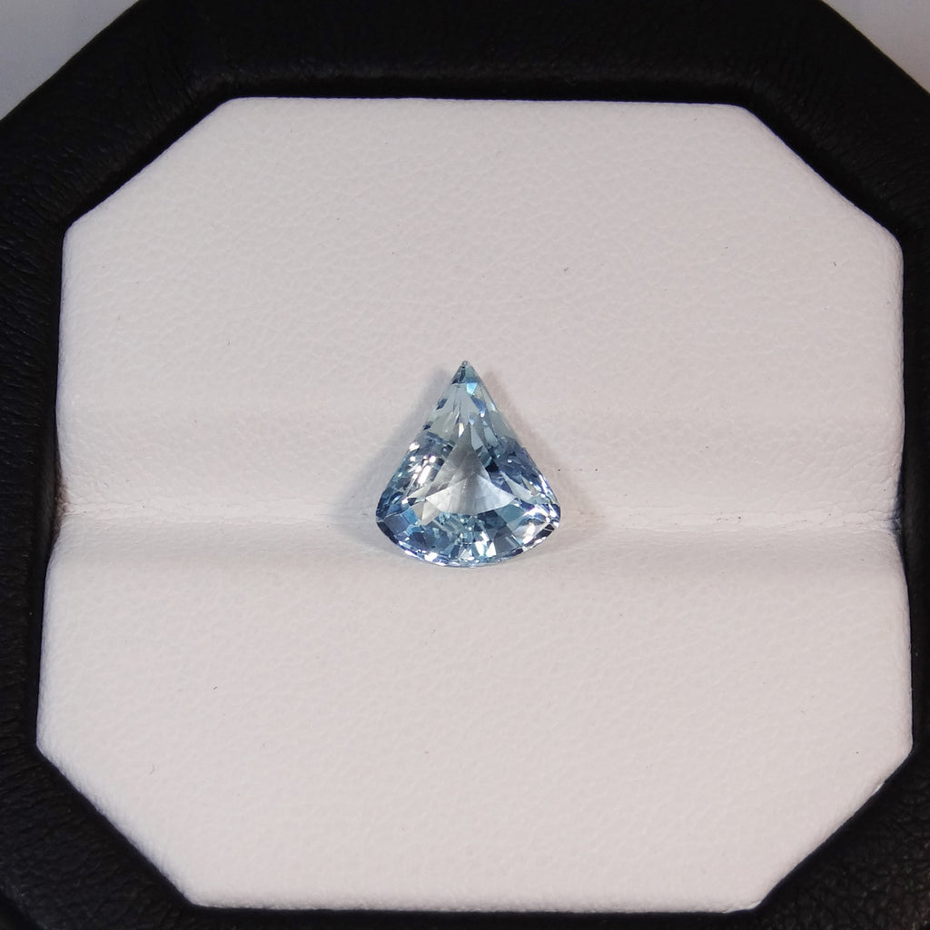 Natural Aquamarine - 1.74 ct.