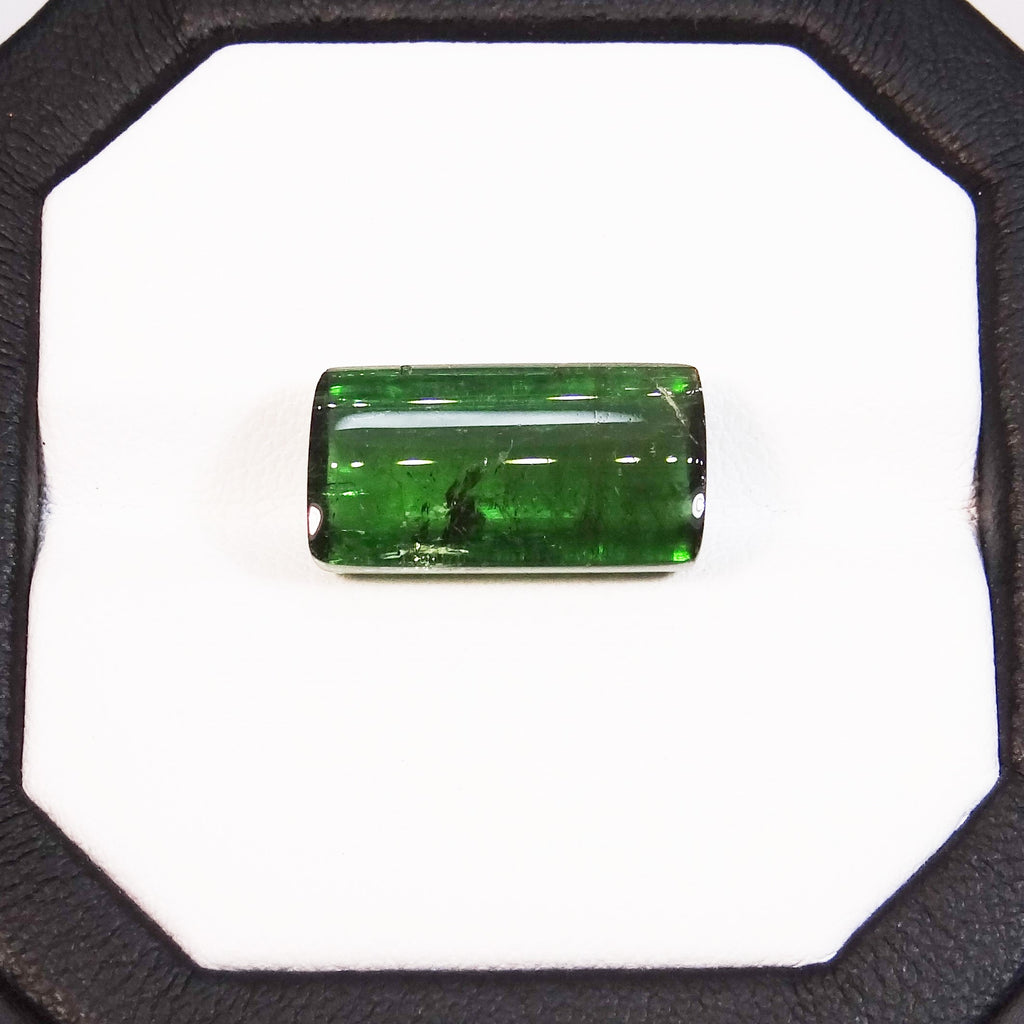 Natural Green Tourmaline - 11.78 Cts.