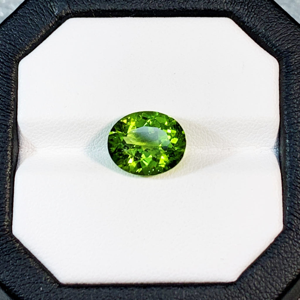 Natural Peridot - 5.32 ct.