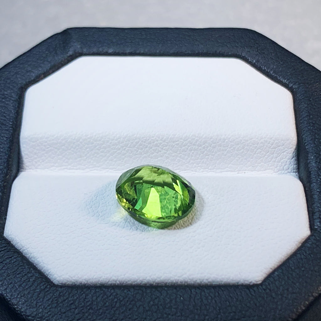 Natural Peridot - 4.36 ct.