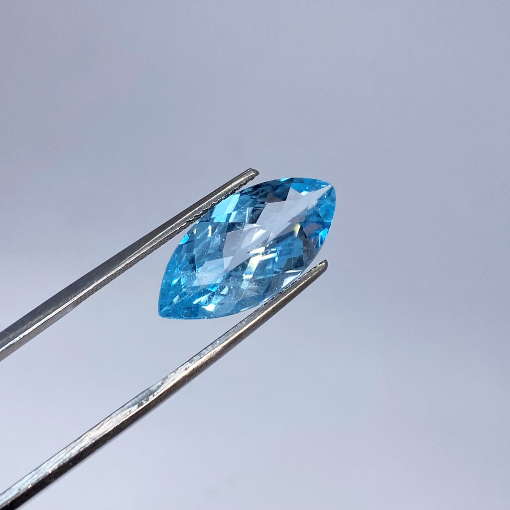 Natural Topaz - 10.32 ct.