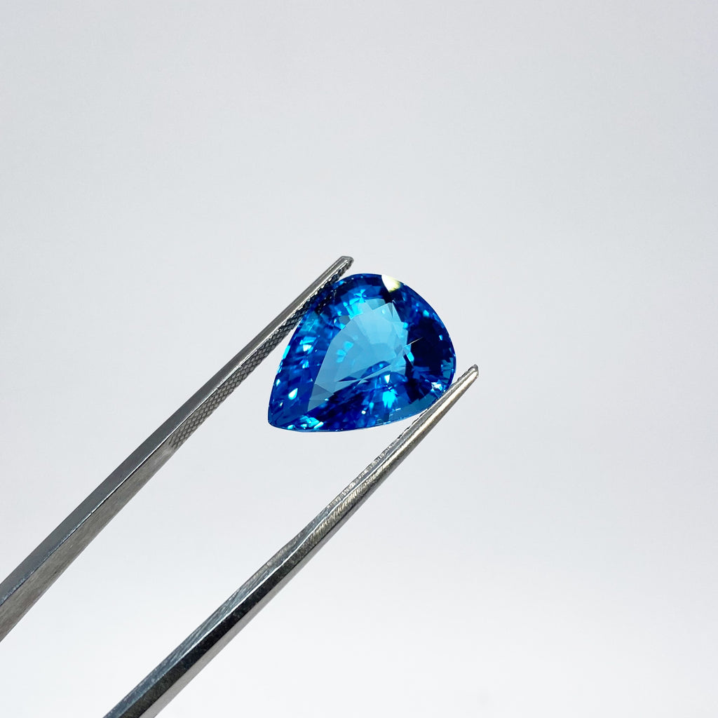 Natural Topaz - 15.60 ct.