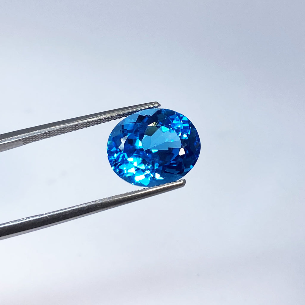 Natural Topaz - 10.24 ct.