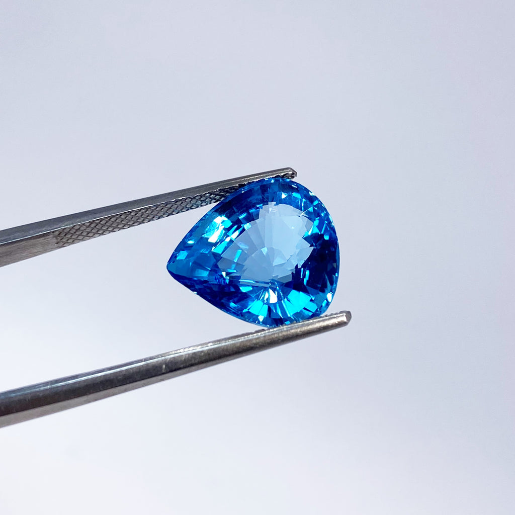 Natural Topaz - 11.59 Ct.