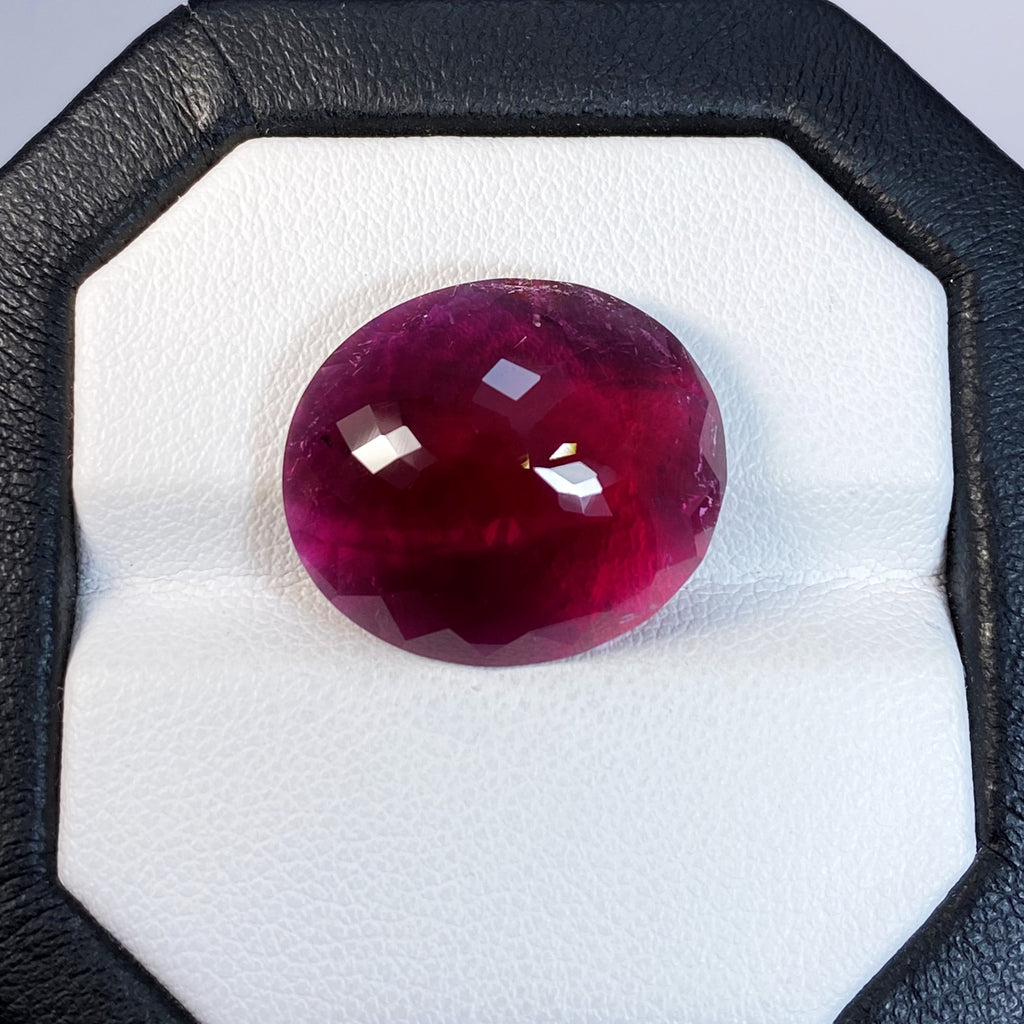 Natural Rubellite Tourmaline - 14.87 Ct.